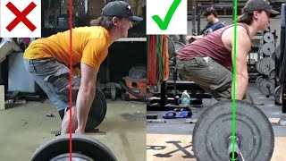 DEADLIFT BIGGER: How to Fix Hips Rising EARLY & Protect Your Back (Ft. ZNA Productions)