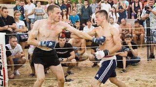 Wild Boxer vs MMA Fighter, Good Fight!
