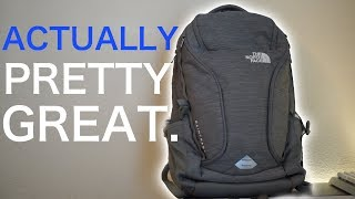 The North Face Mainframe: A TECH Backpack??