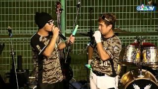 09/05 統一 vs Lamigo 賽後,桃猿阿迷趴!沈玉琳、黃明志以及球員們一同搖滾熱唱