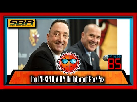 The INEXPLICABLY bulletproof Gar/Pax 1/21/2016