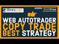 FREE ROBOT FOR BINARY OPTIONS AUTO TRADE  SUGGESTED STRATEGIES TO GET PROFIT EVERY DAY