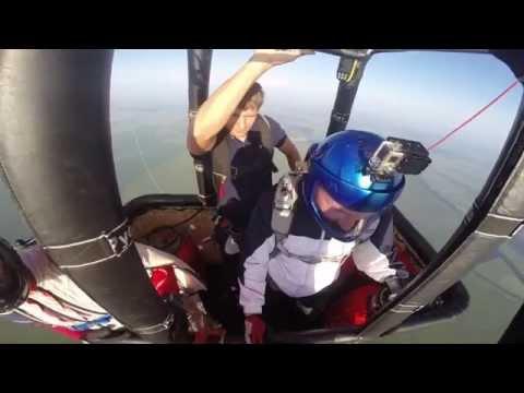 Как оплачиваются прыжки с парашютом