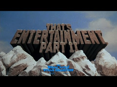 Saul Bass: That's Entertainment, Part II (1976) title sequence