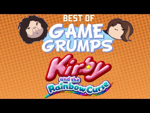 Best of Game Grumps - Kirby and the Rainbow Curse