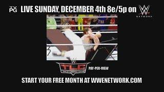 WWE TLC 2016 – Live Sunday, Dec. 4