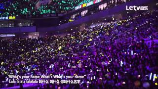 150523 4Minute - Intro & Crazy & Talk & What