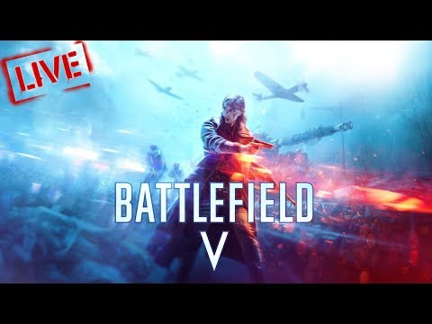 ?LIVE STREAM -Battlefield 5 (Open Beta) #KucH NaYa xD thumbnail