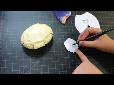 Understanding Darts In Plushie Patterning