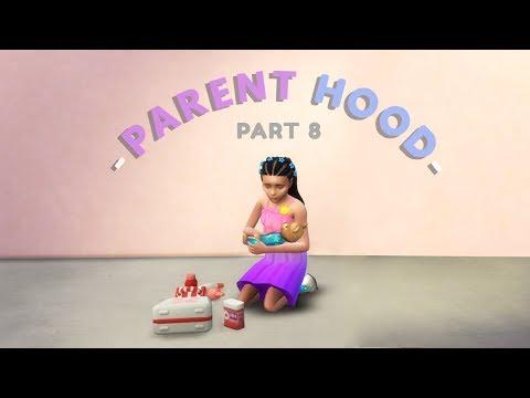 Let's Play The Sims 4 PARENTHOOD | CLOSE BONDS  | Part 8