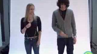 ADAM SEVANI TEACHING DANCE MOVES (so cool and easy to learn!!!)
