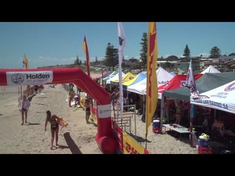 Presenting Surf Life Saving Australia's 2018 Interstate Championships