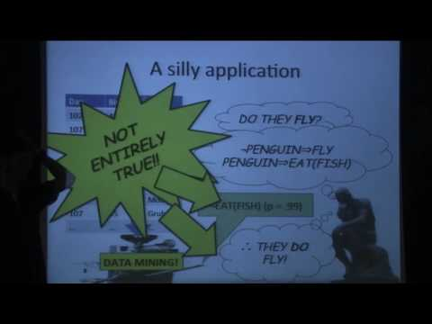 Efficient reasoning in PAC semantics - Brendan Juba