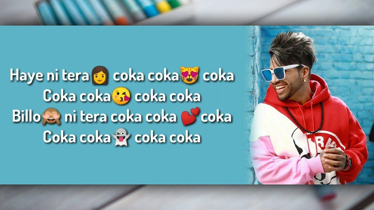 Coka Lyrics Sukh E Muzical Doctorz Jaani Haye Ni Tera Coka Full