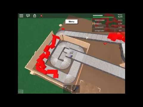 Roblox Lumber Tycoon 2 The Best Conveyor System Youtube