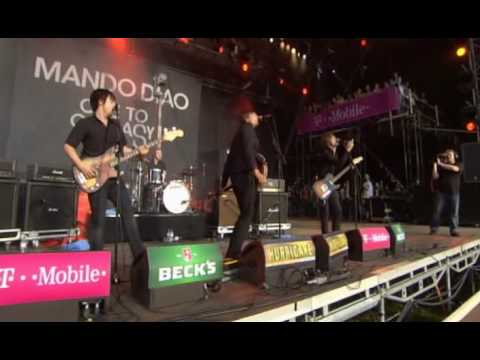 Mando Diao - 04 Long Before Rock and Roll (Hurric. Fest. 06)