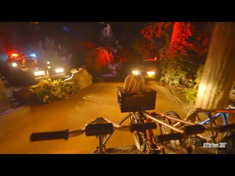 E.T - Flying Dark Ride At Universal Studios 2020