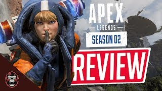 Apex Legends Season 2 Review/Impressions | Season 2 Battle Pass Goes Full Fortnite, And That's OKAY!
