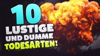 DIE LUSTIGESTEN TODESARTEN!! BANKRÄUBER & KILLERWAL! #2 - mit ZeronikHD