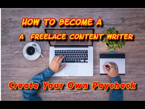 freelance writing jobs from home (freelance writing on upwork)