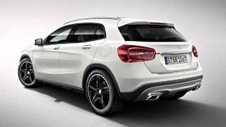 Mercedes-Benz GLA Edition 1 2014 Videos