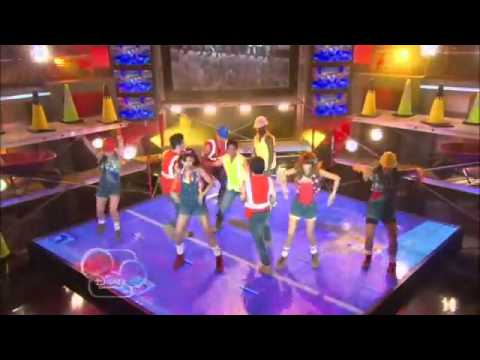 Shake it Up - Overtime Dance
