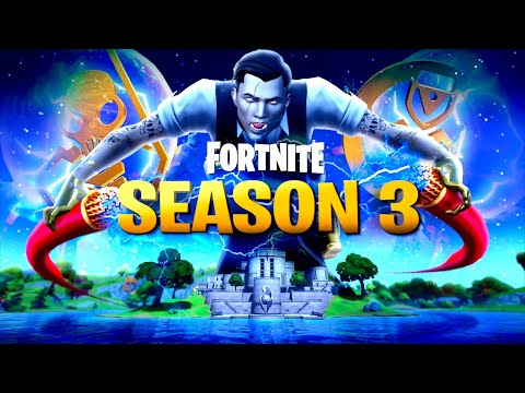 *NEW* FORTNITE SEASON 3 STORYLINE REVEALED! ENDING, NEW MAP, EVENT AND MORE! (Battle Royale)