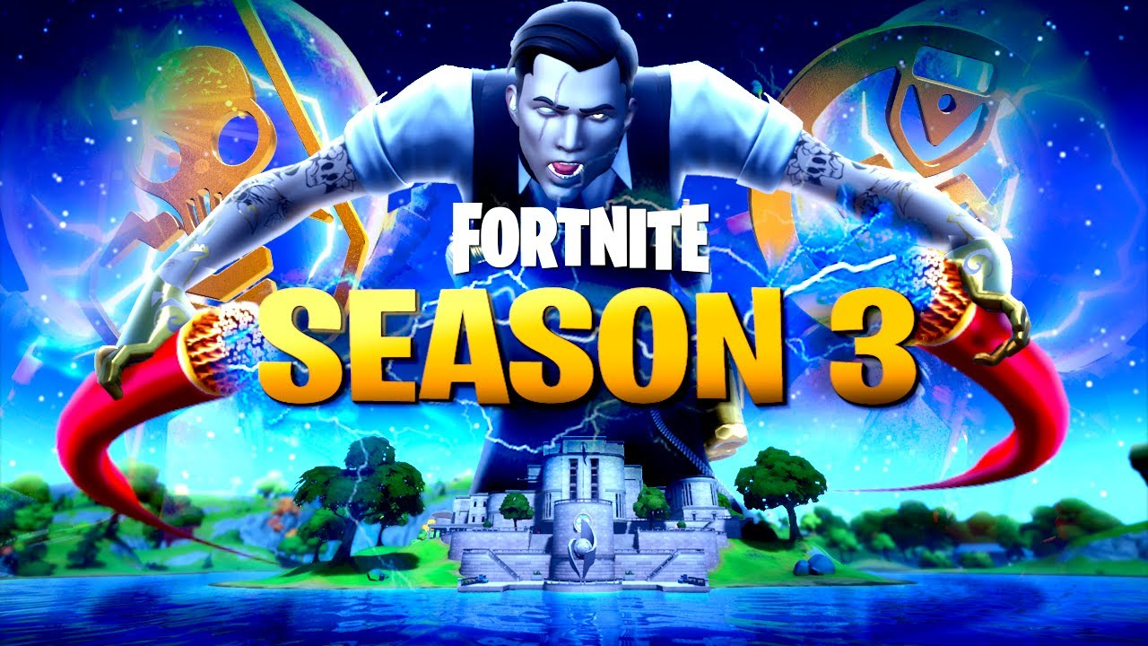 *NEW* FORTNITE SEASON 3 STORYLINE REVEALED! ENDING, NEW ...