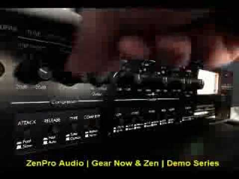 ART Pro Channel Vari Mu Compressor @ ZenPro Audio