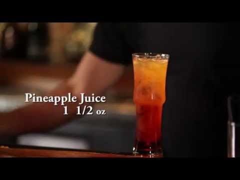 How To Make a Singapore Sling - Cocktail Recipe