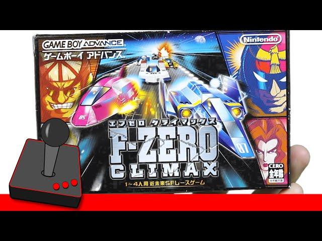 RARE F-ZERO GAMES | F-Zero Climax Review - H4G