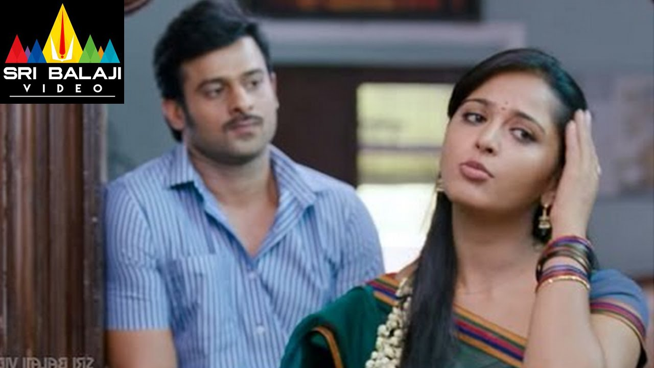 Mirchi Movie Prabhas And Anushka Funny Scene Sri Balaji Video