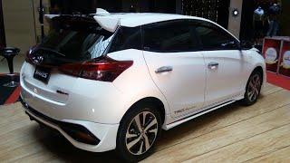 📹 V-Log | 2018 Toyota New Yaris TRD Sportivo (White)