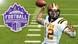 MWC Championship!   NCAA 14 Dynasty Ep. 36 (S3)