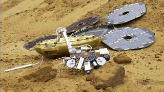 Watch: Beagle 2 Found On Surface Of Mars