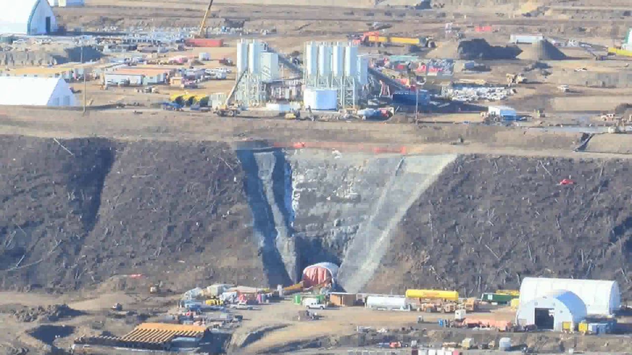 An Update on the Site C Dam Project