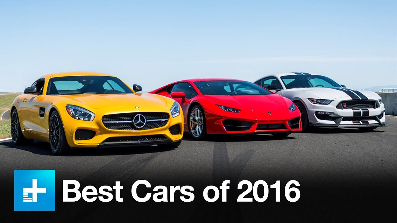 Best Cars of 2016 - Digital Trends Car Awards - YouTube