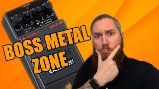 Jamie Slays Live Guitar Stream Boss Metal Zone MT-2W Best Guitar Pedal EVER