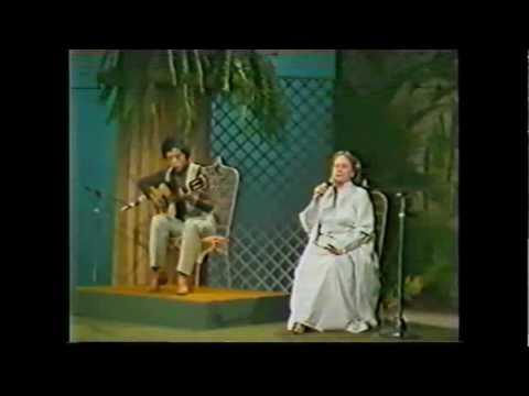 "CHABUCA GRANDA  ""El Surco""  - Guitarra: ALVARO LAGOS"