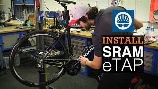 How to Install SRAM Red eTap