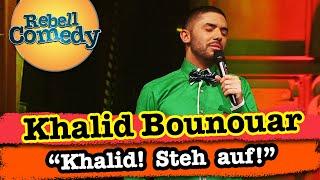 Khalid Bounouar – Wenn Mama aufweckt