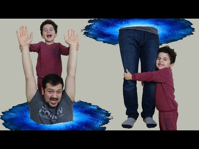 Yusuf 'un Sihirli Oyuncak Sepeti | Magic Toy Basket - Funny Kids Video