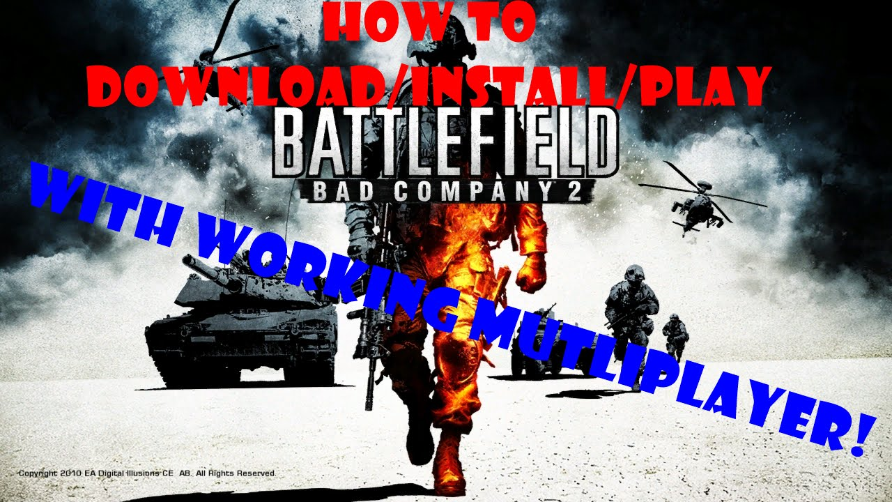 Download battlefield bad company 2 in windows 7/8/10 youtube.