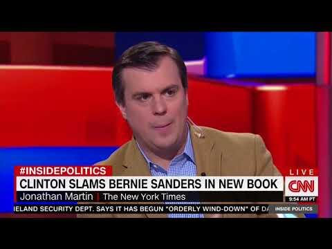 CNN Panel Covers Hillary Clinton's New Attacks Against Bernie Sanders