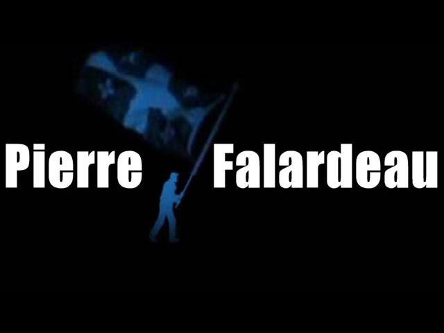 Pierre Falardeau - La Biographie