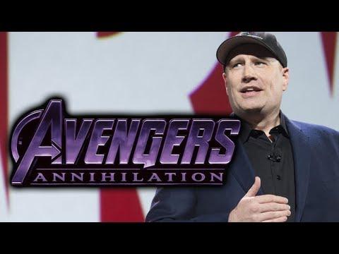 Avengers 4 TRAILER RELEASE - Kevin Feige REVEALS Release Timeline