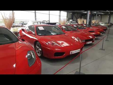 GT Spirit France - showroom s exkluzivními (nejen) klasickými auty