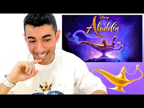 """Real Disney Fan Reacts To """"Speechless"""" And """"A Whole New World"""" 
