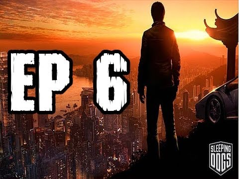 Sleeping Dogs Let's Play Walkthrough Gameplay - Part 6 Hacking The Security