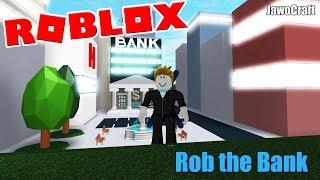 Vykrádame Bank! | ROBLOX #7 | JawoCraft | SK/CZ